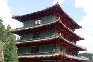Hotel Hochschober - Chinaturm, Teehaus am Berg